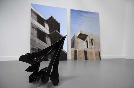 """""""Lorsque s'éloigne la terre qui me porte"""" - Projet en Art-espace de Charlotte Achkar"""