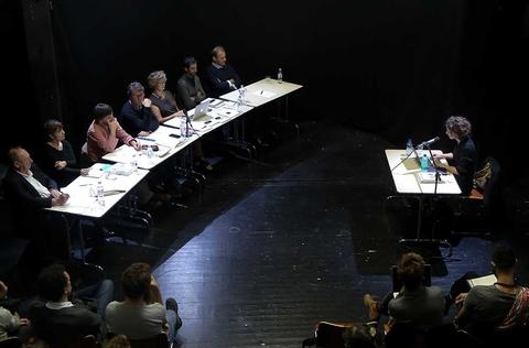Marie-Luce Nadal est Docteur SACRe, mention arts visuels, de Paris Sciences et Lettres, EnsAD-Paris