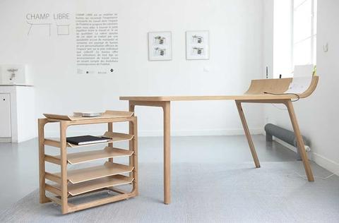 Grand projet de Antoine Defour soutenu par la Chaire innovation & savoir-faire