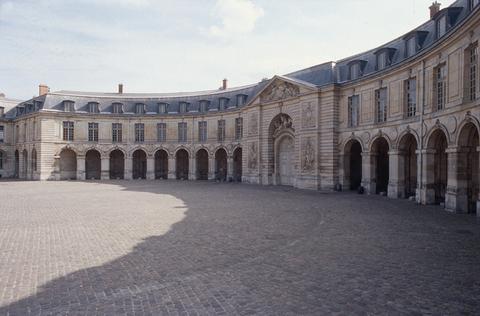 Grande écurie du roi à Versailles
