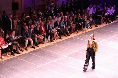 Défilé Mode & sens 2017 en partenariat avec IFF