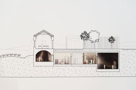Ensad - Architecture intérieure