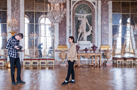 "Ensad/Versailles workshop ""photo"""