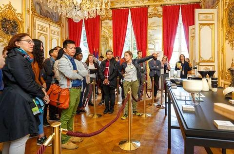 Journées européennes du patrimoine 2017 l'Ensad à Matignon