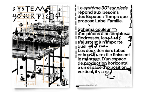 Label Famille, organisation alternative et sociale de Anne Bourrassé, Cyril Quenet et Camille Zonca