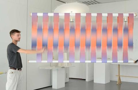 Design objet et Design textile et matière, Nicolas Verschaeve et Juliette Le Goff - Grand projet 2017