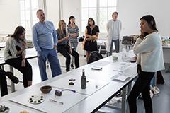 Workshop avec Jurgen Bey, designer